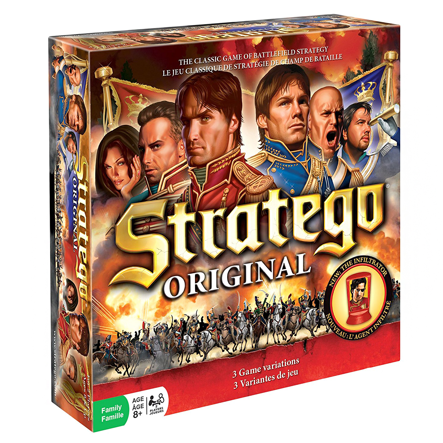 adult board game stratego