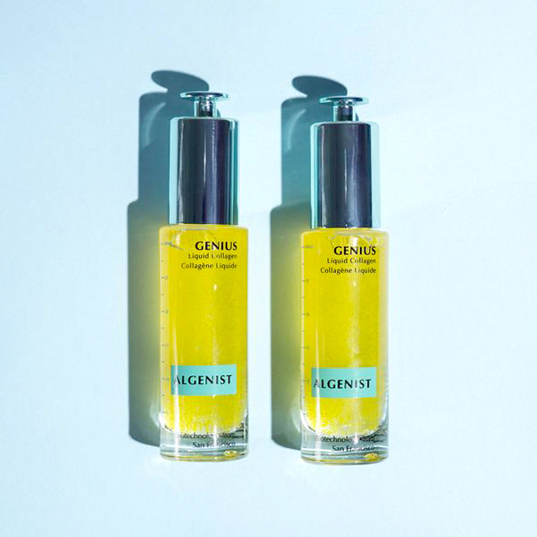 genius liquid collagen product by algenist