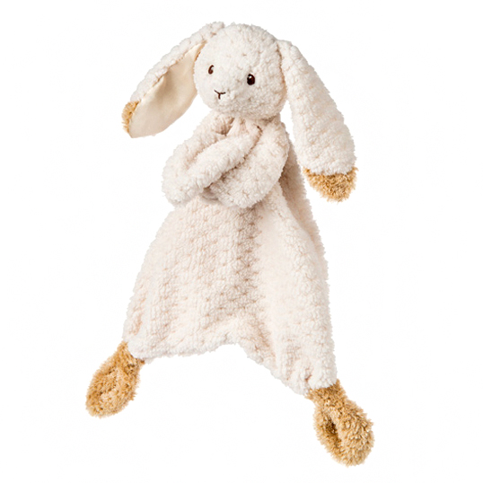 oatmeal bunny lovey by mary meyer baby