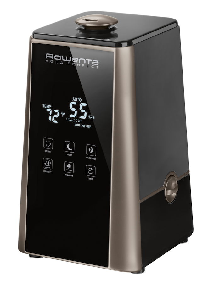 Rowenta Perfect HU5220 Aqua Protect Humdifier in Black