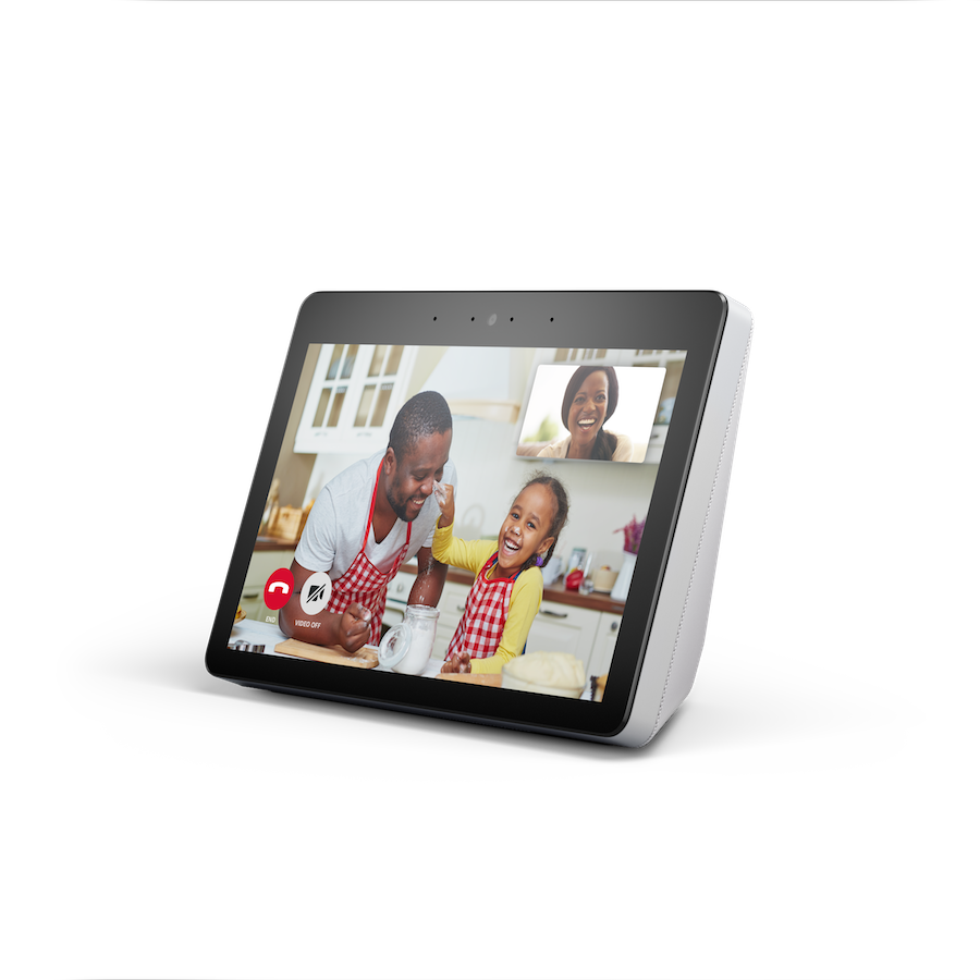 Amazon Echo Show in Gray