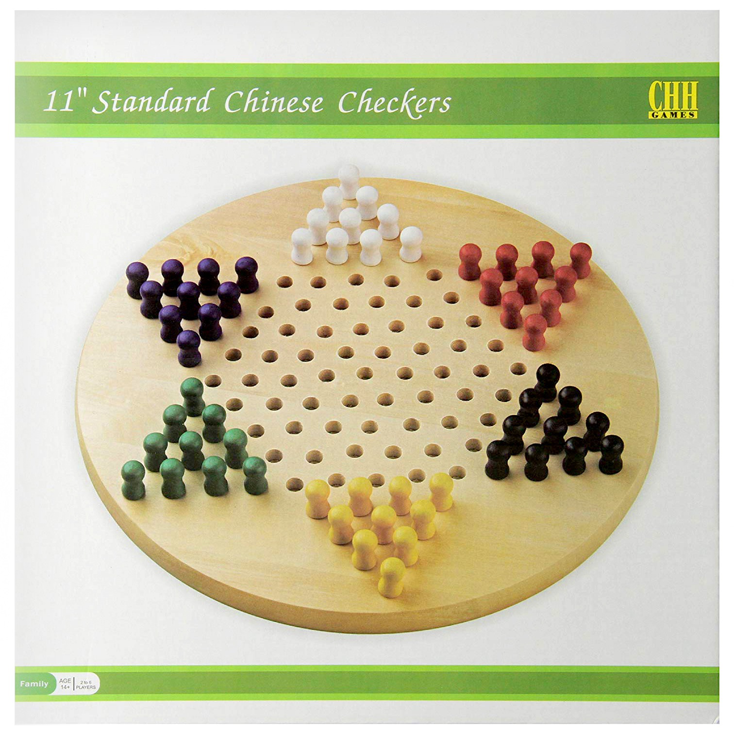 board game box chinese checkers