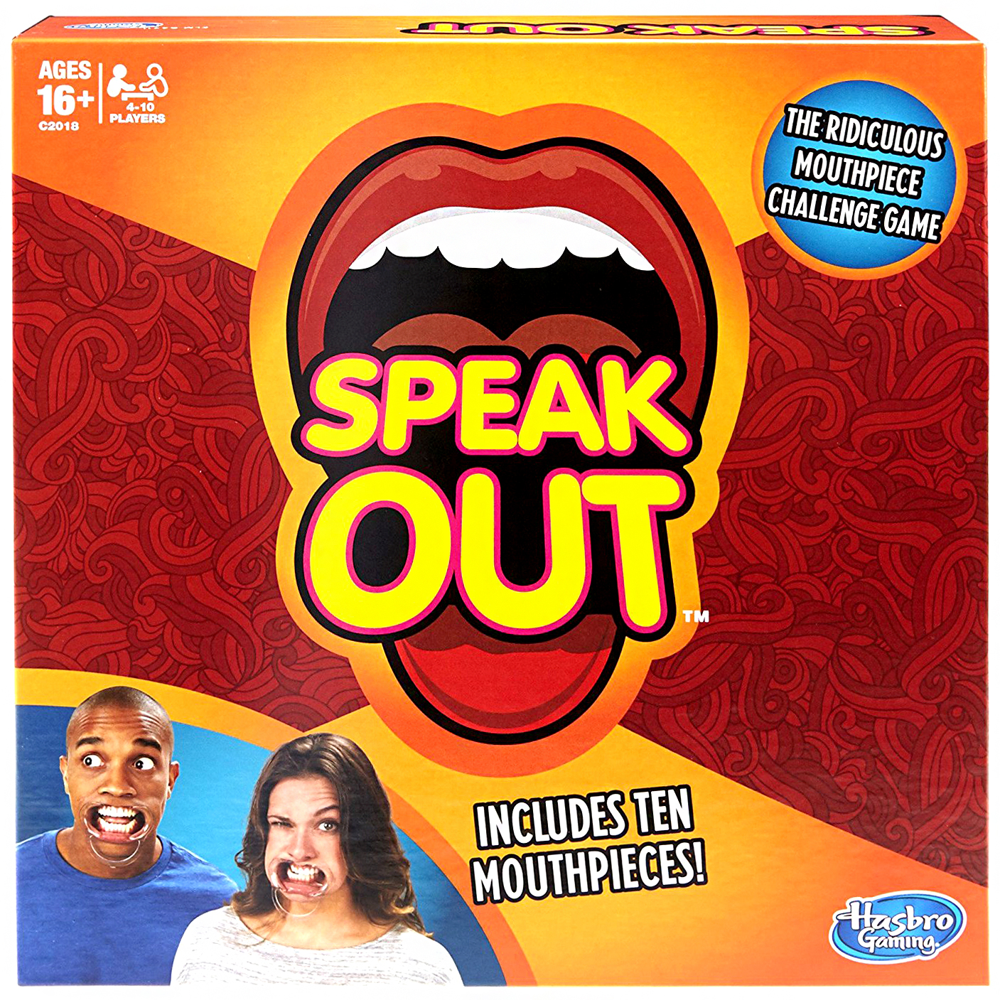 board game box speak out