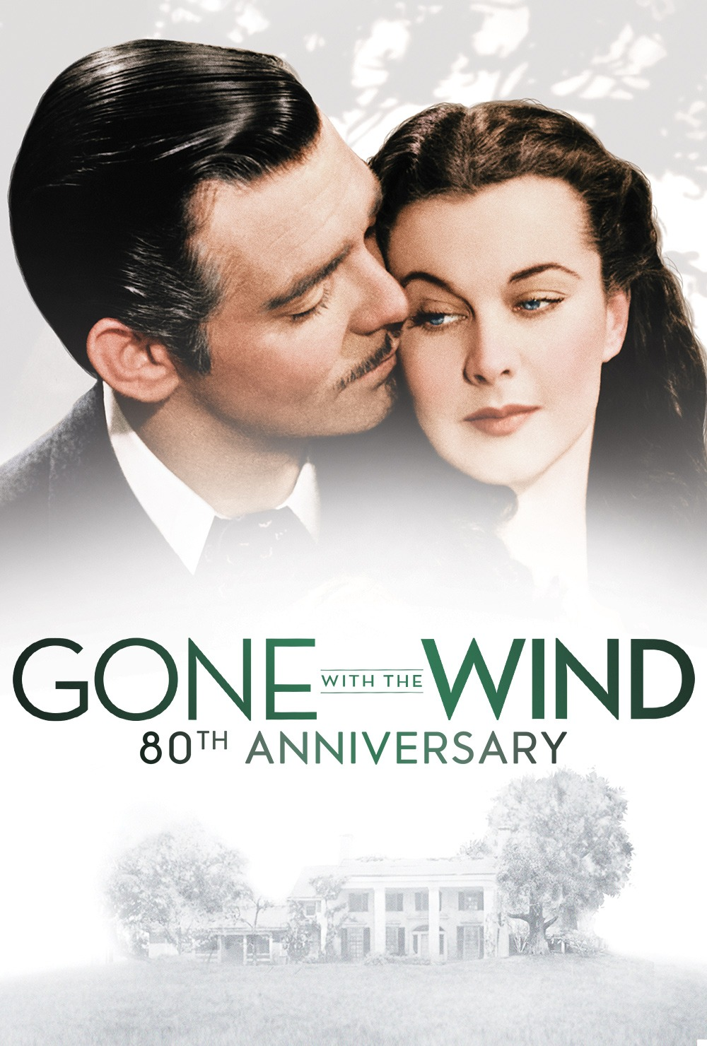 Gone With the Wind back in theaters movie poster