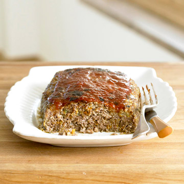 Classic Meat Loaf