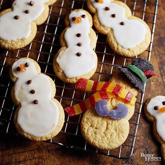 Holiday Snowmen