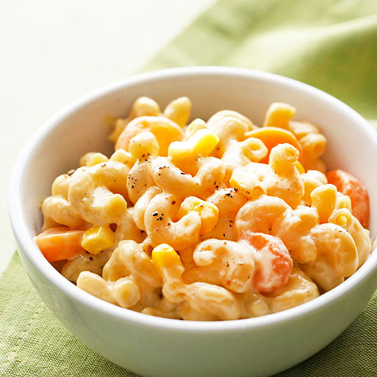 Good-for-You Macaroni and Cheese