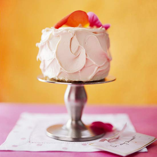 Apricot Cakes for Two