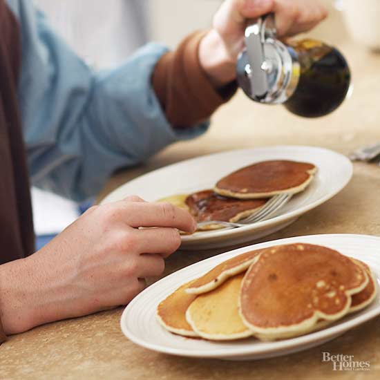 Maple-Molasses Syrup