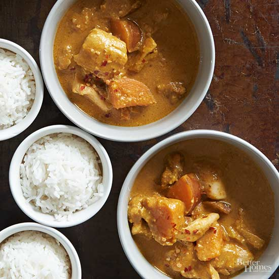 Simplified Chicken Korma