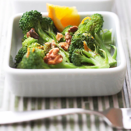 Nutty Broccoli