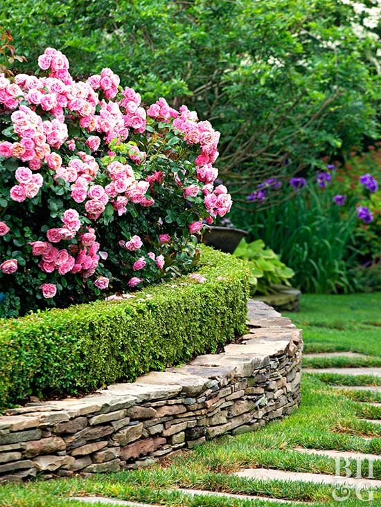 Stepping Stone Paths Better Homes Gardens