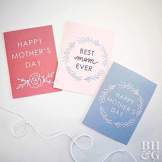 18 Diy Mother S Day Cards Better