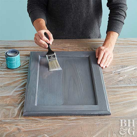 painting cabinet diy