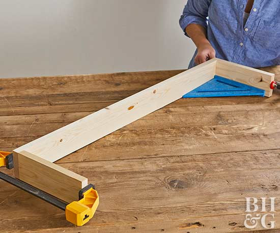gluing boards at right angles