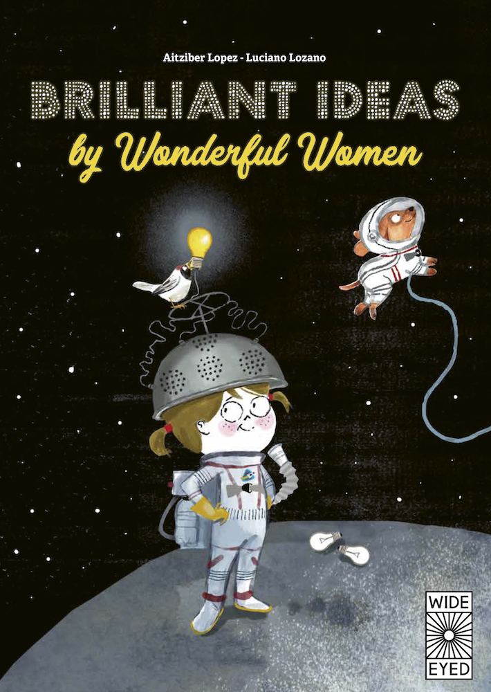 Brilliant Ideas By Wonderful Women book cover
