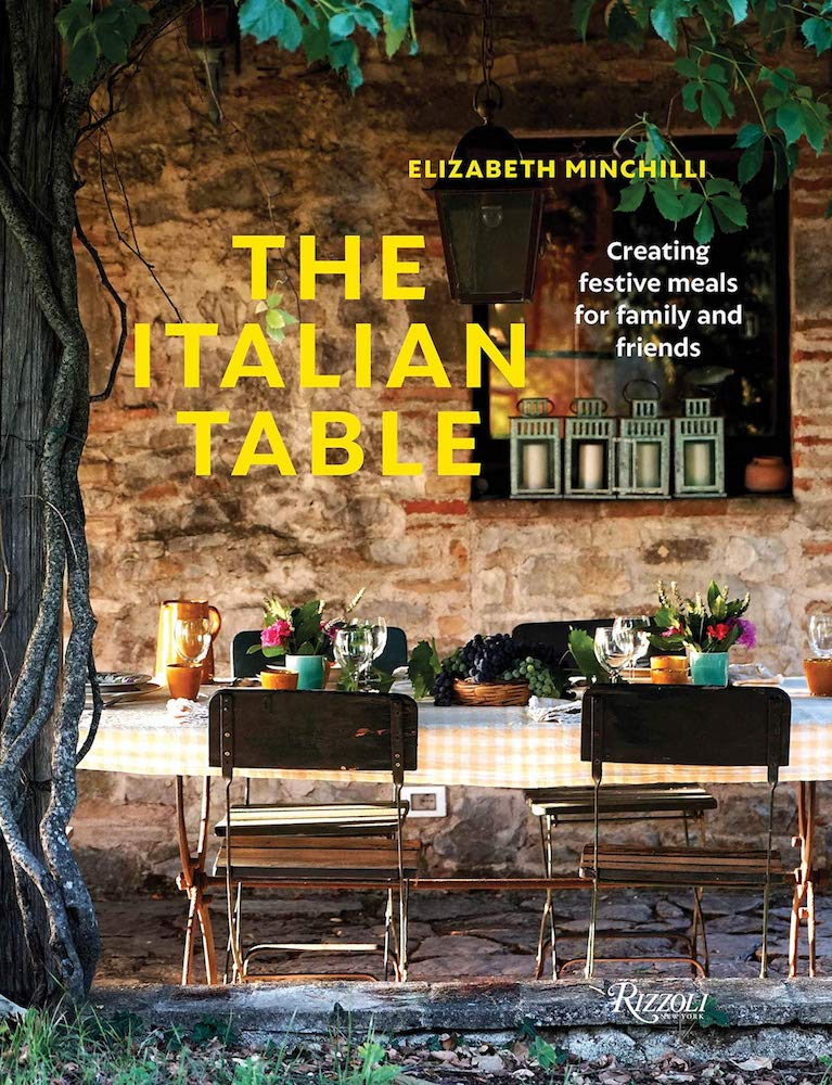 The Italian Table: Creating Festive Meals For Family and Friends book cover