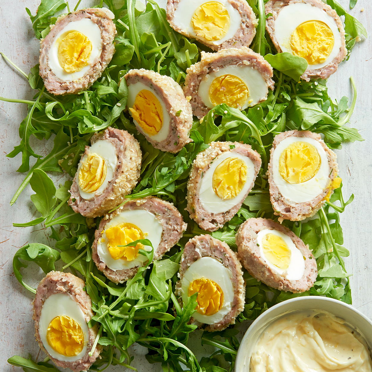 Scratch Scotch Eggs
