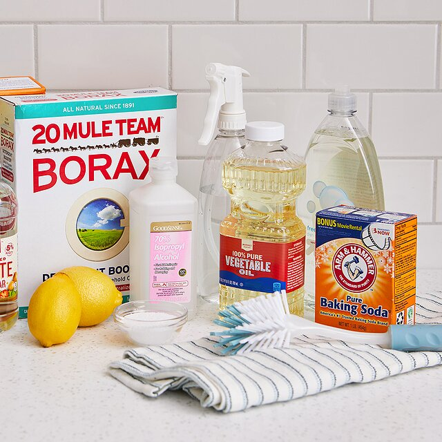 The Only Whole-House Cleaning Schedule You'll Ever Need