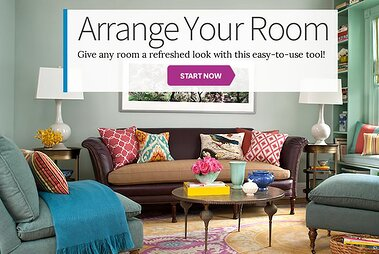 Plan Your Furniture Arrangement With Our Free Arrange A Room Tool