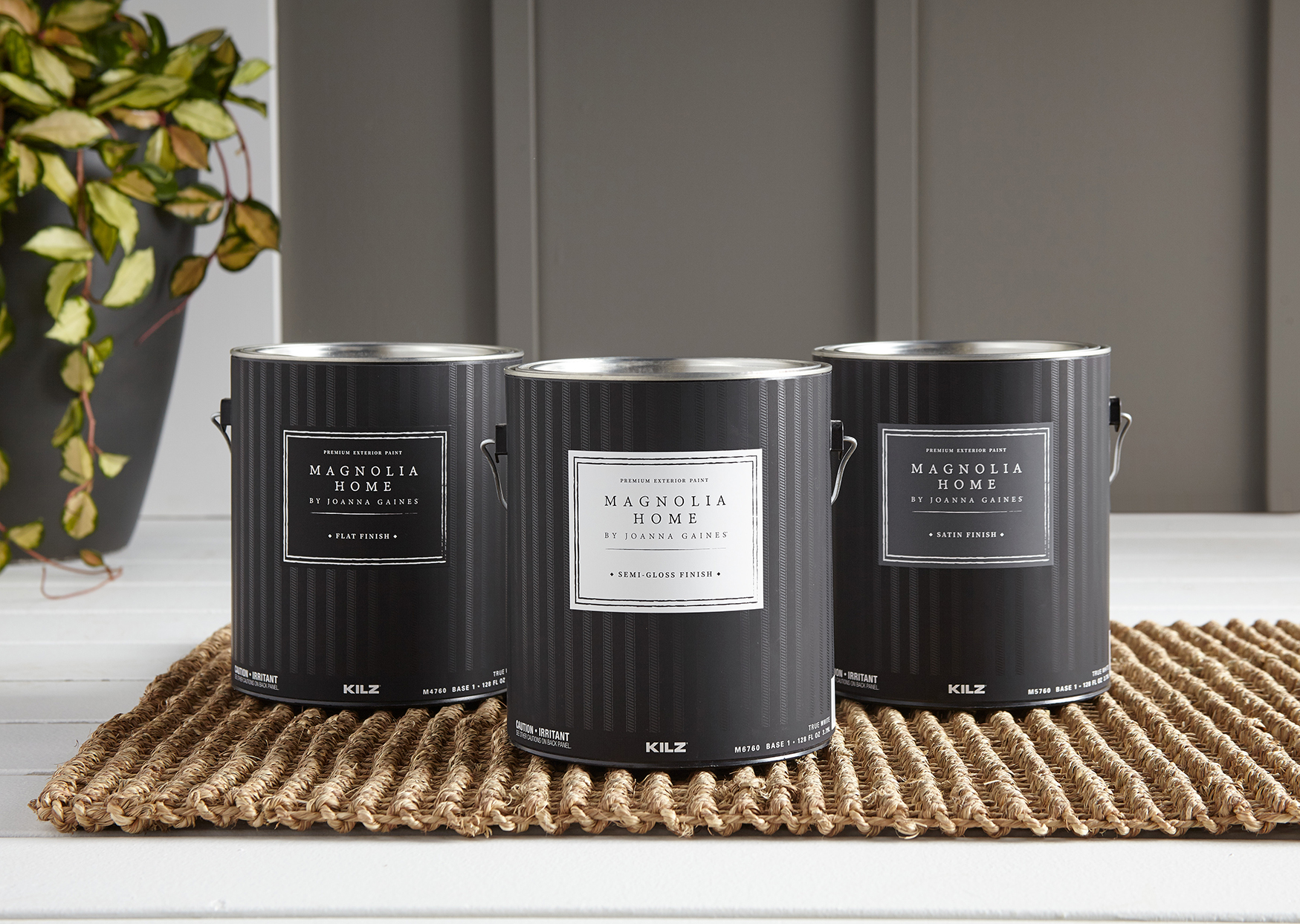 joanna gaines exterior paint cans