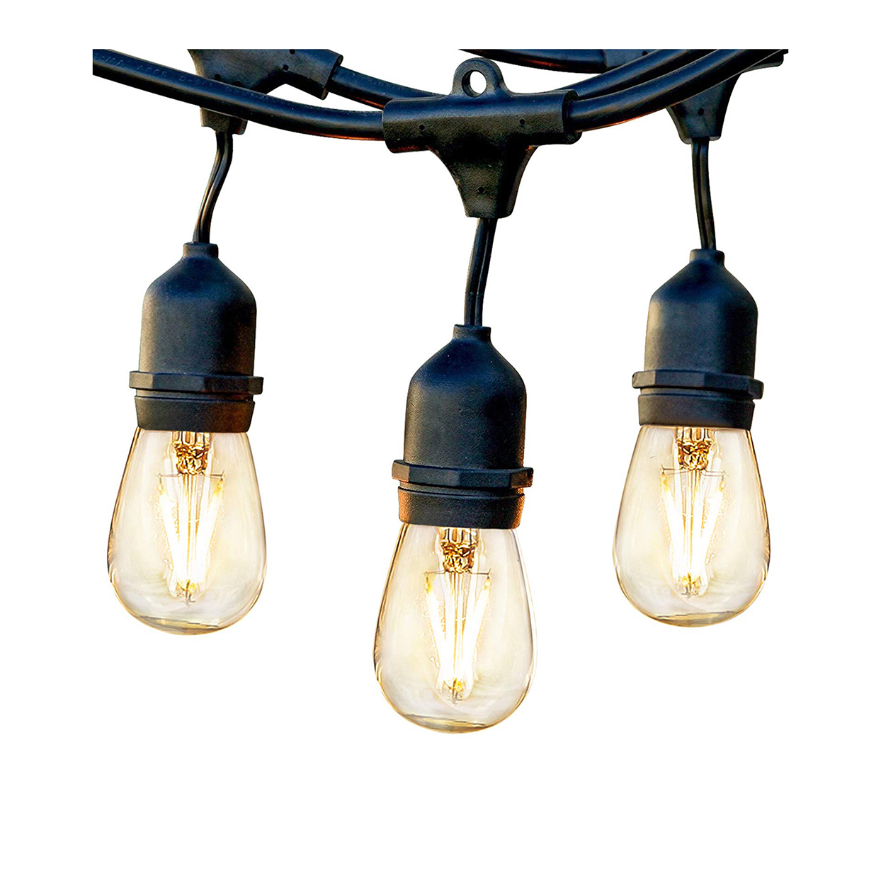 Brightech Ambience Outdoor String Lights