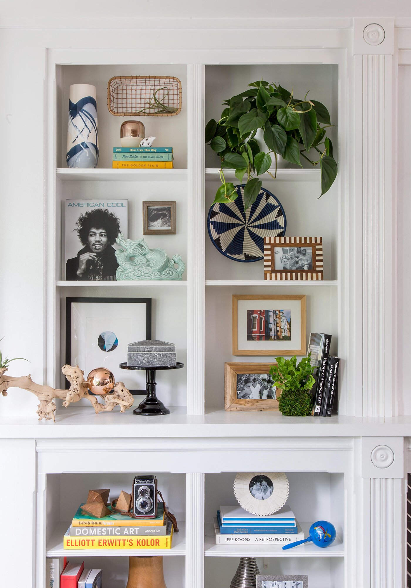 18 Effortless Ways To Style Bookshelf Decor Better Homes Gardens