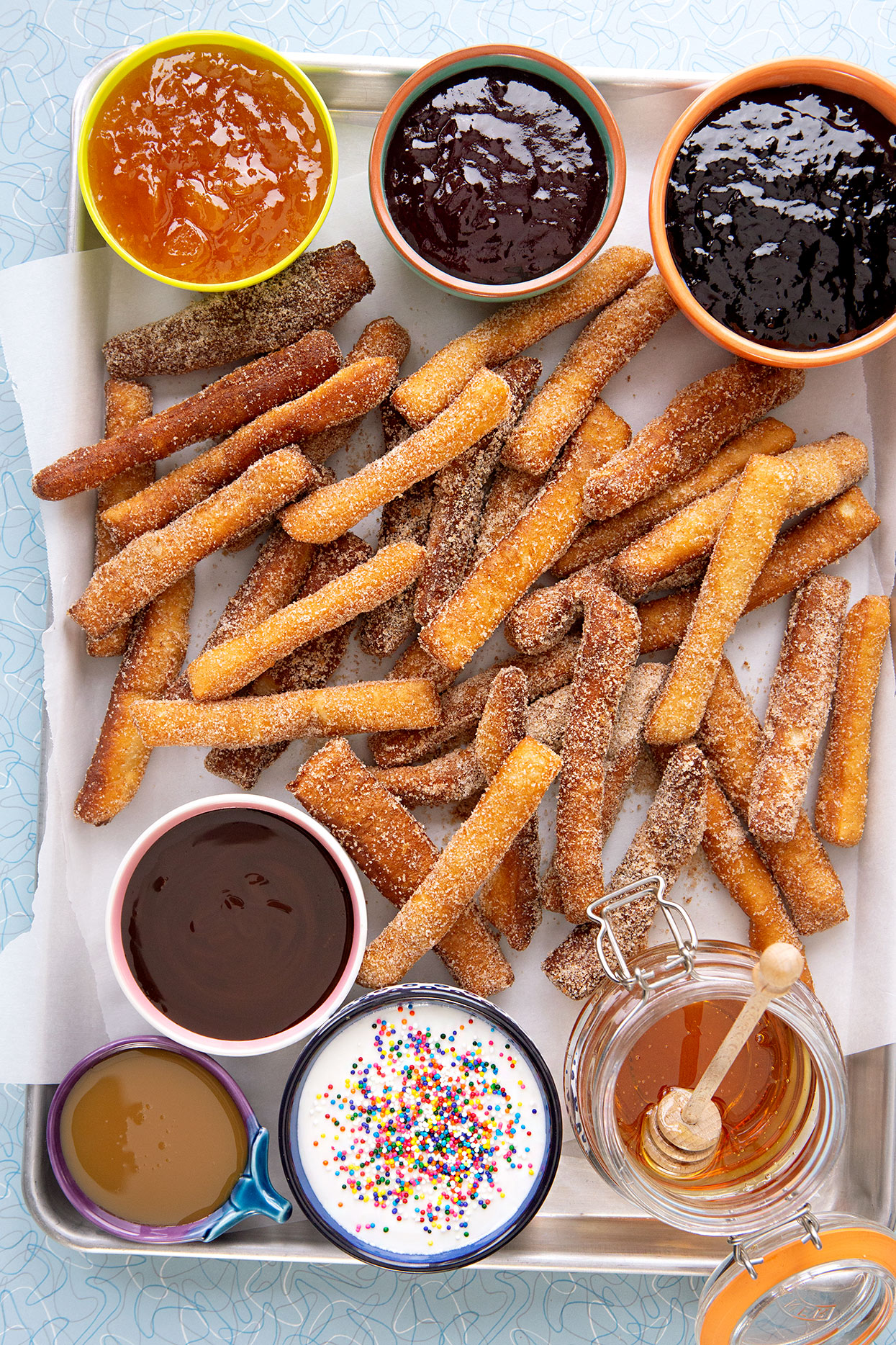 DIY Donut Fries