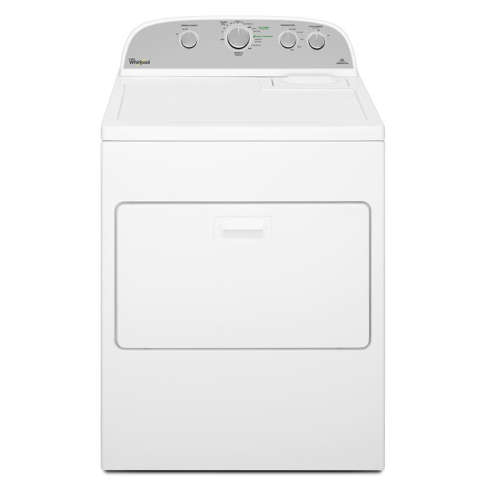 Whirlpool 240-Volt Electric Vented Dryer