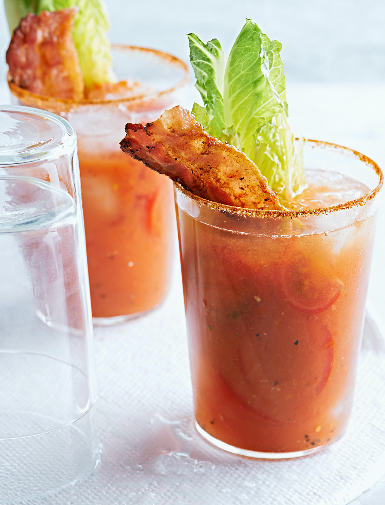 Tomato-Bacon Sipper