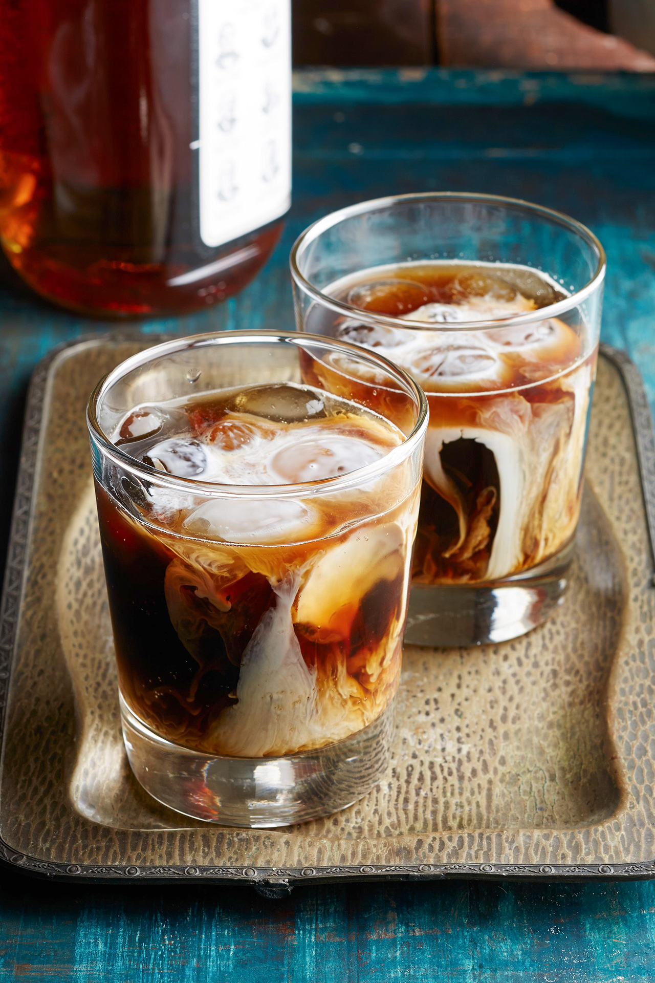 Bourbon-Stout Cocktail