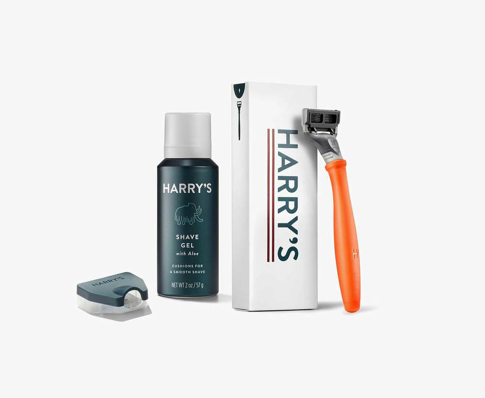 Harry's Shave Club Starter Set