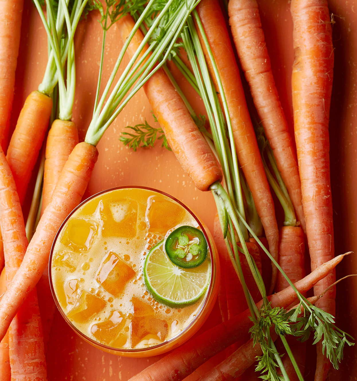 Carrot Mexican Mule