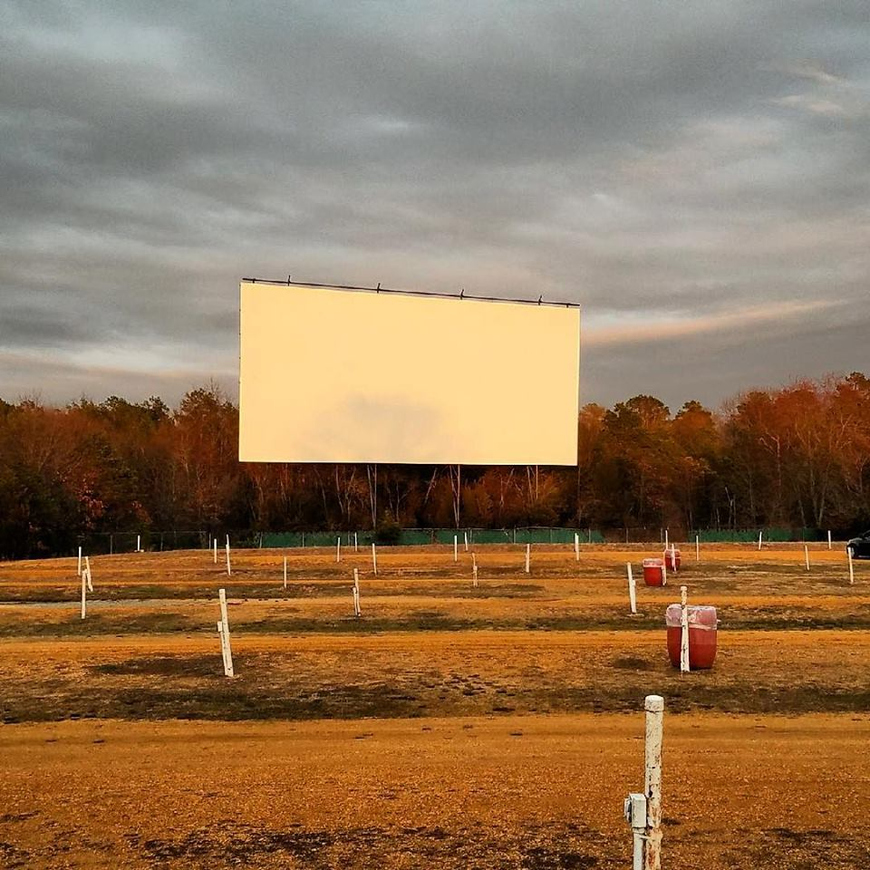 drive in movie theater in New Jersey
