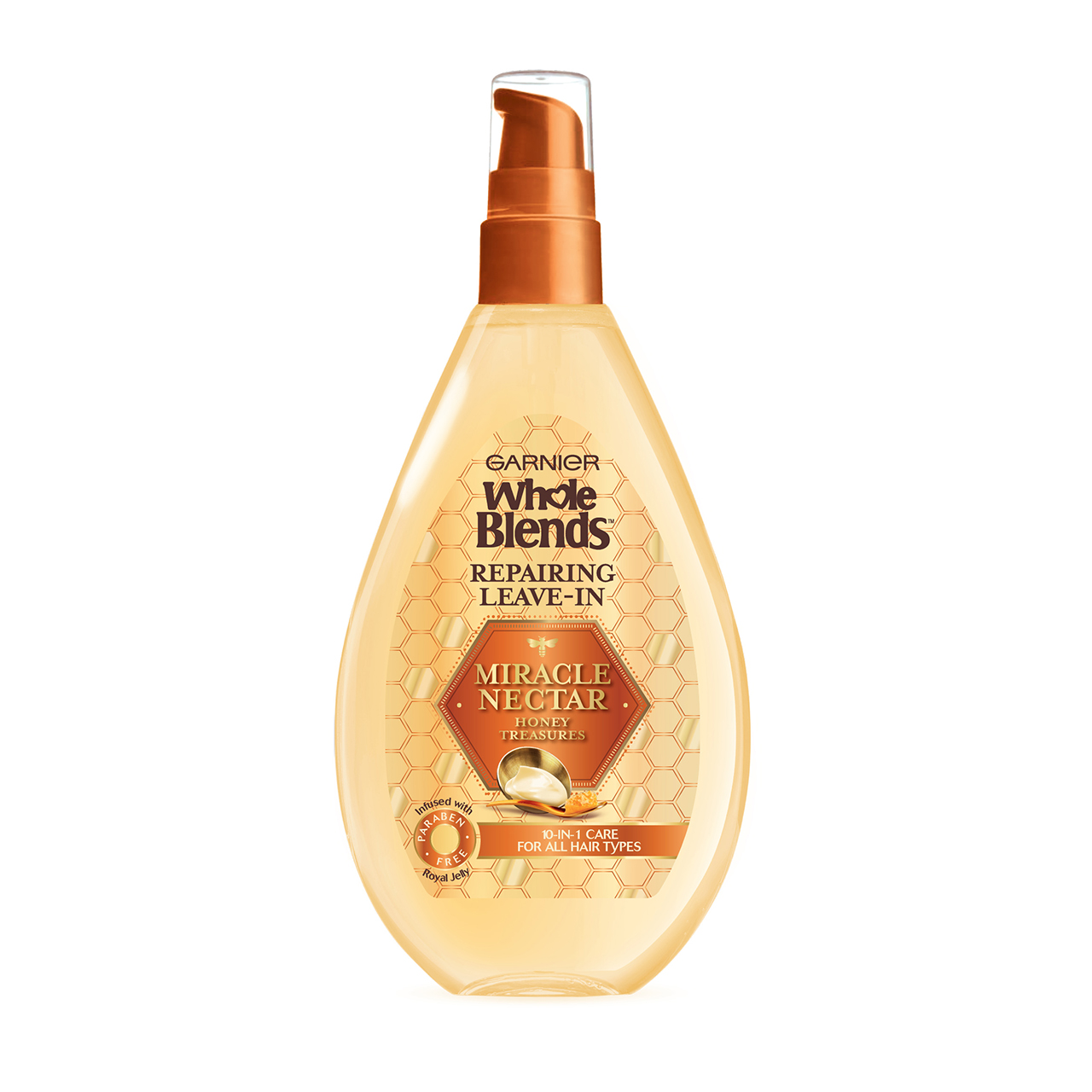Garnier Whole Blends Miracle Nectar 10-in-1 Leave-In