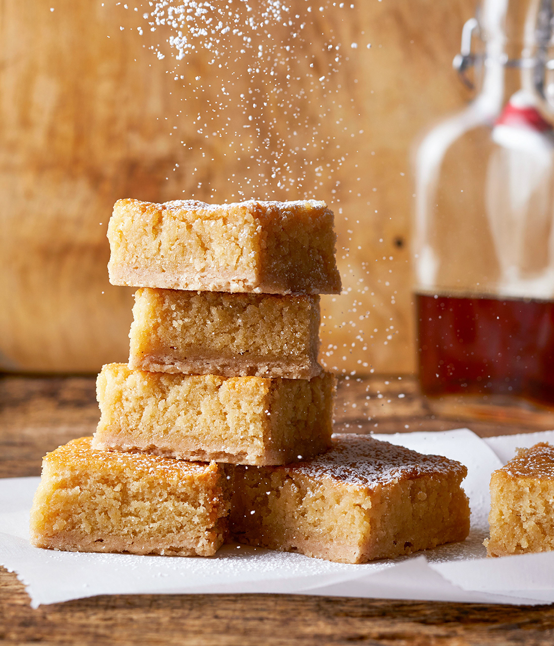 Rich Maple Butter Cake