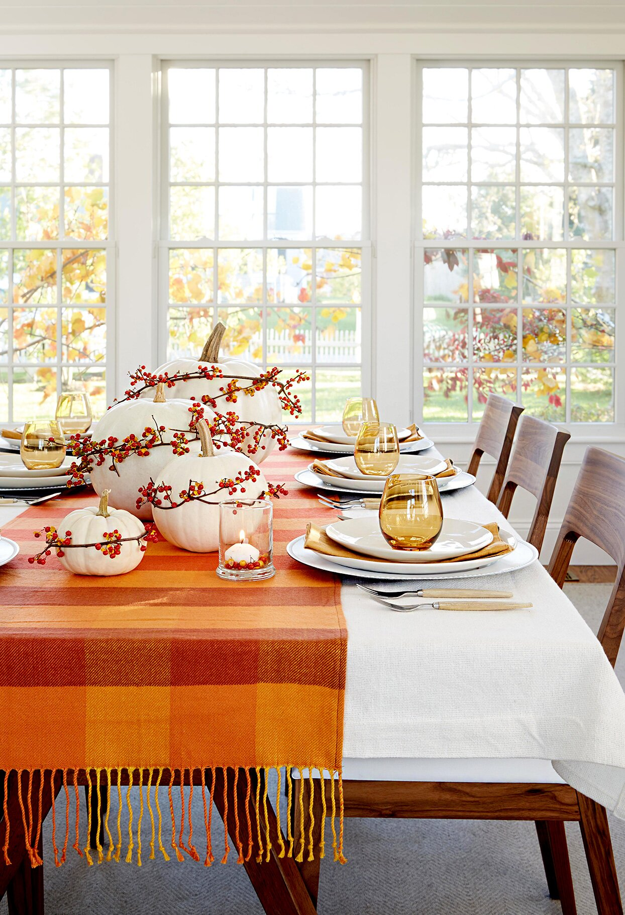 Beautiful Pumpkin Decorating Ideas To Get Your Home Ready For Fall Better Homes Gardens