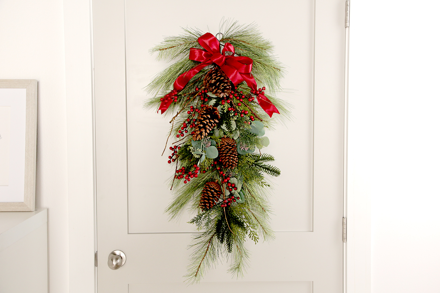Swag Wreath