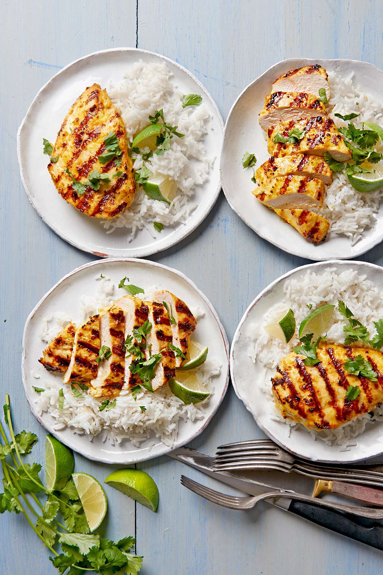 Turmeric-Ginger Marinated Chicken