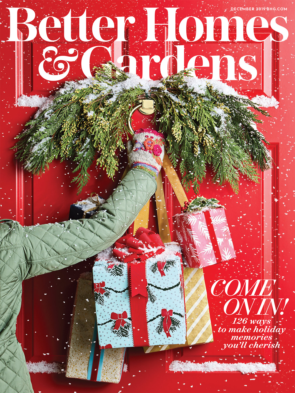 Better Homes Gardens: This Month In Better Homes & Gardens Magazine