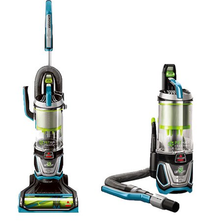BISSELL Pet Hair Eraser Lift-Off Bagless Upright Vacuum Cleaner
