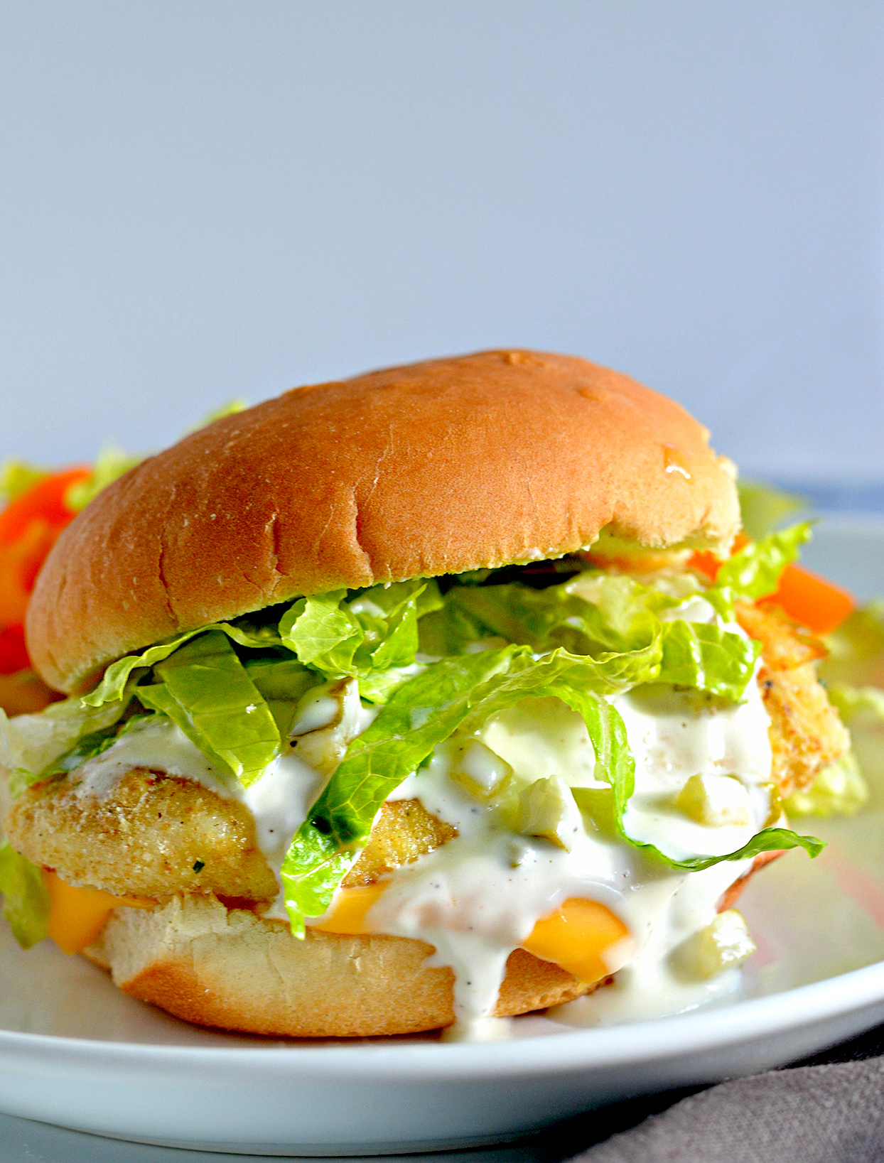 Copycat Fish Sandwich