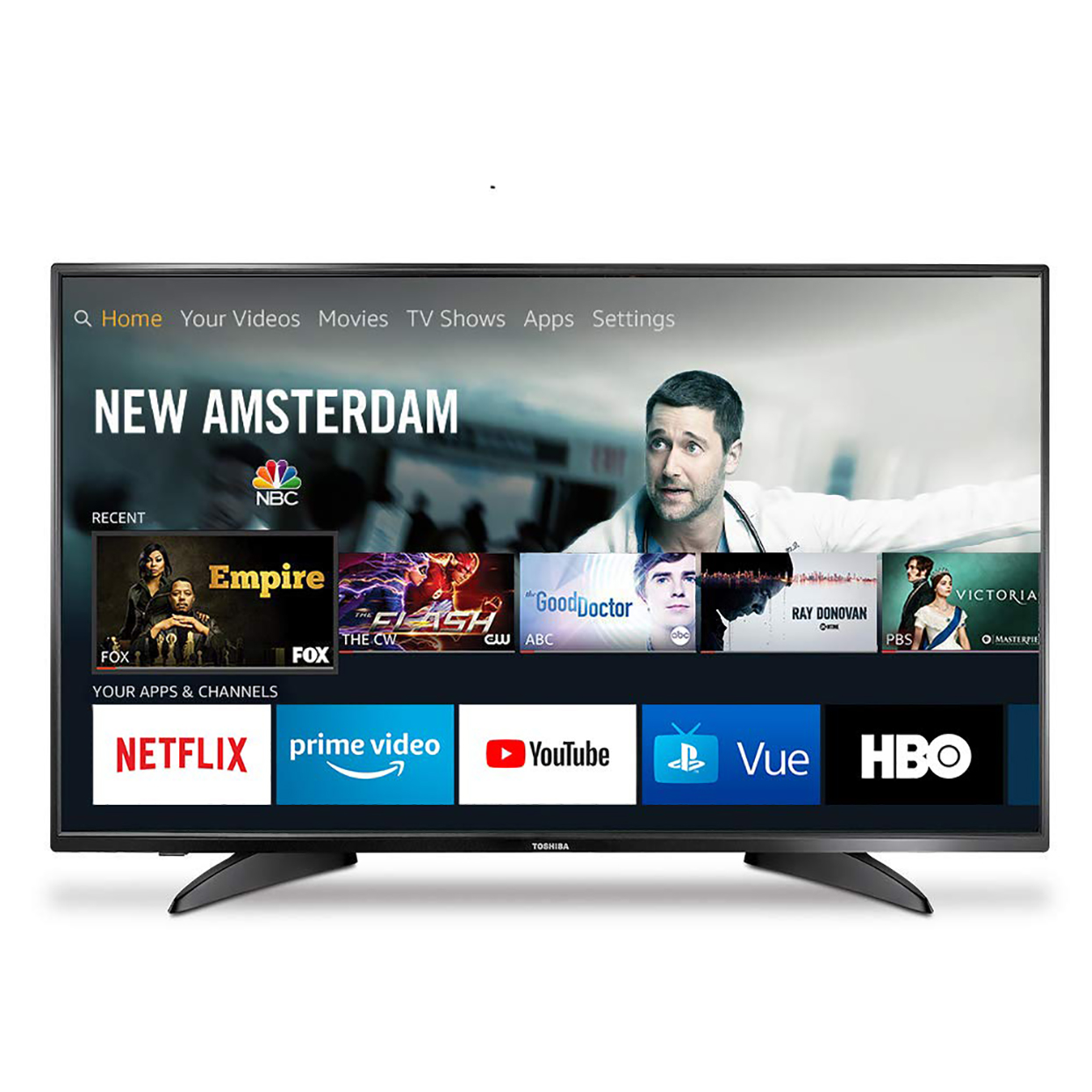 Toshiba 43LF421U19 43-inch 1080p Full HD Smart LED TV