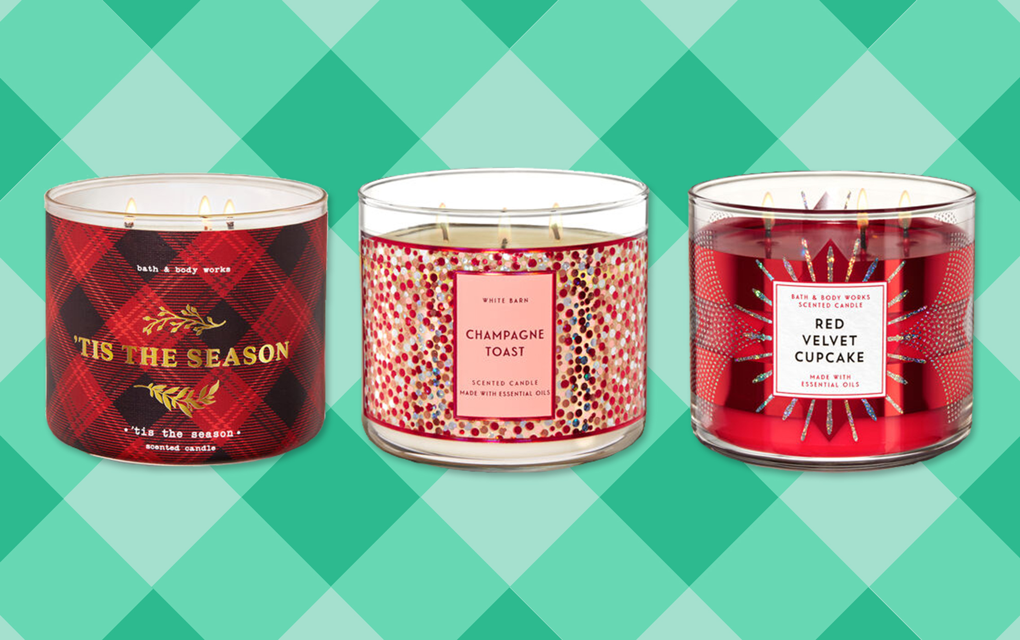 Bath And Body Works 2020 Candle Christmas Scents The Bath & Body Works 2019 Holiday Collection Is Here | Better