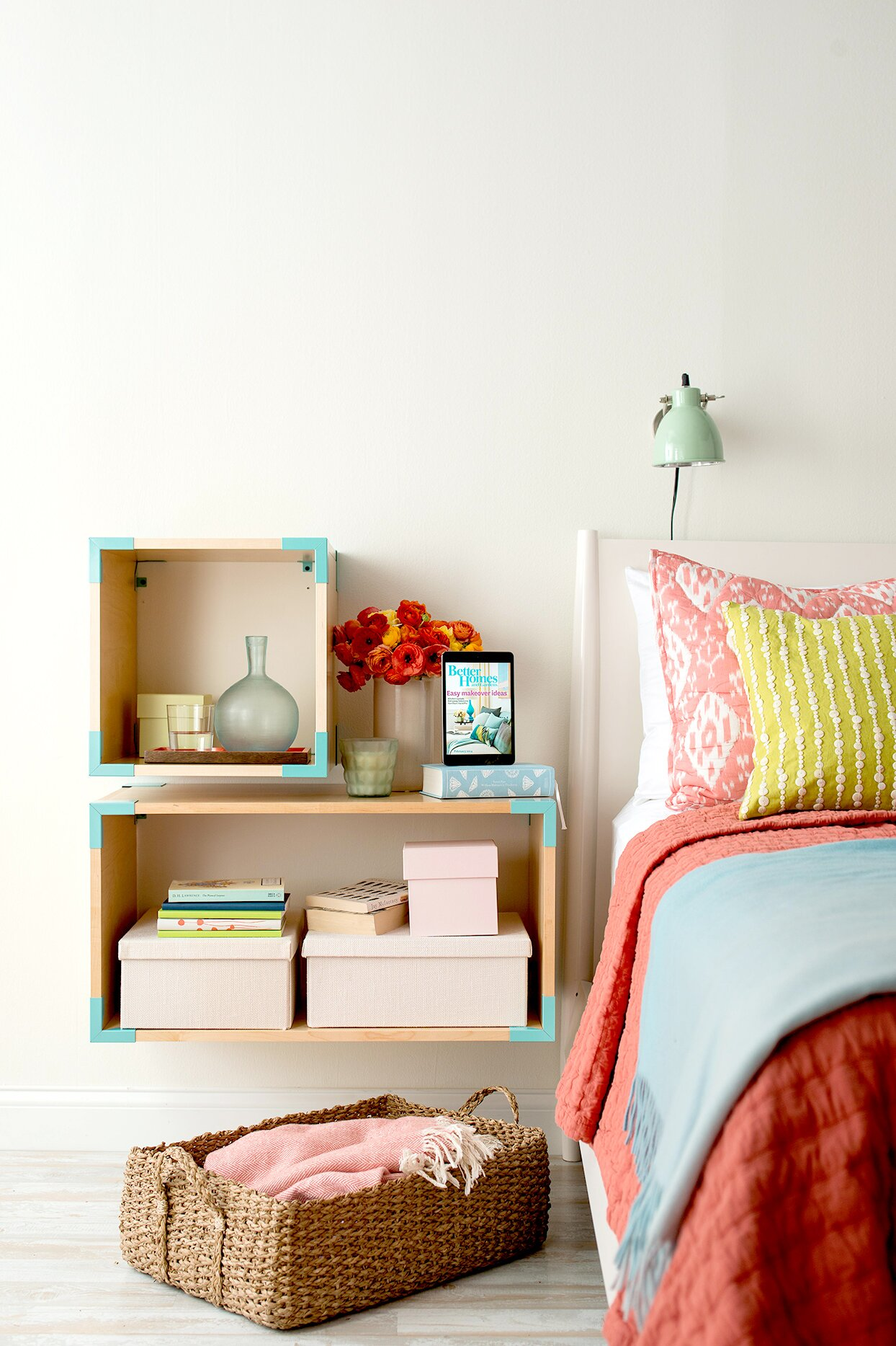 3 Bedroom Storage Solutions for a More Organized Sleeping Space