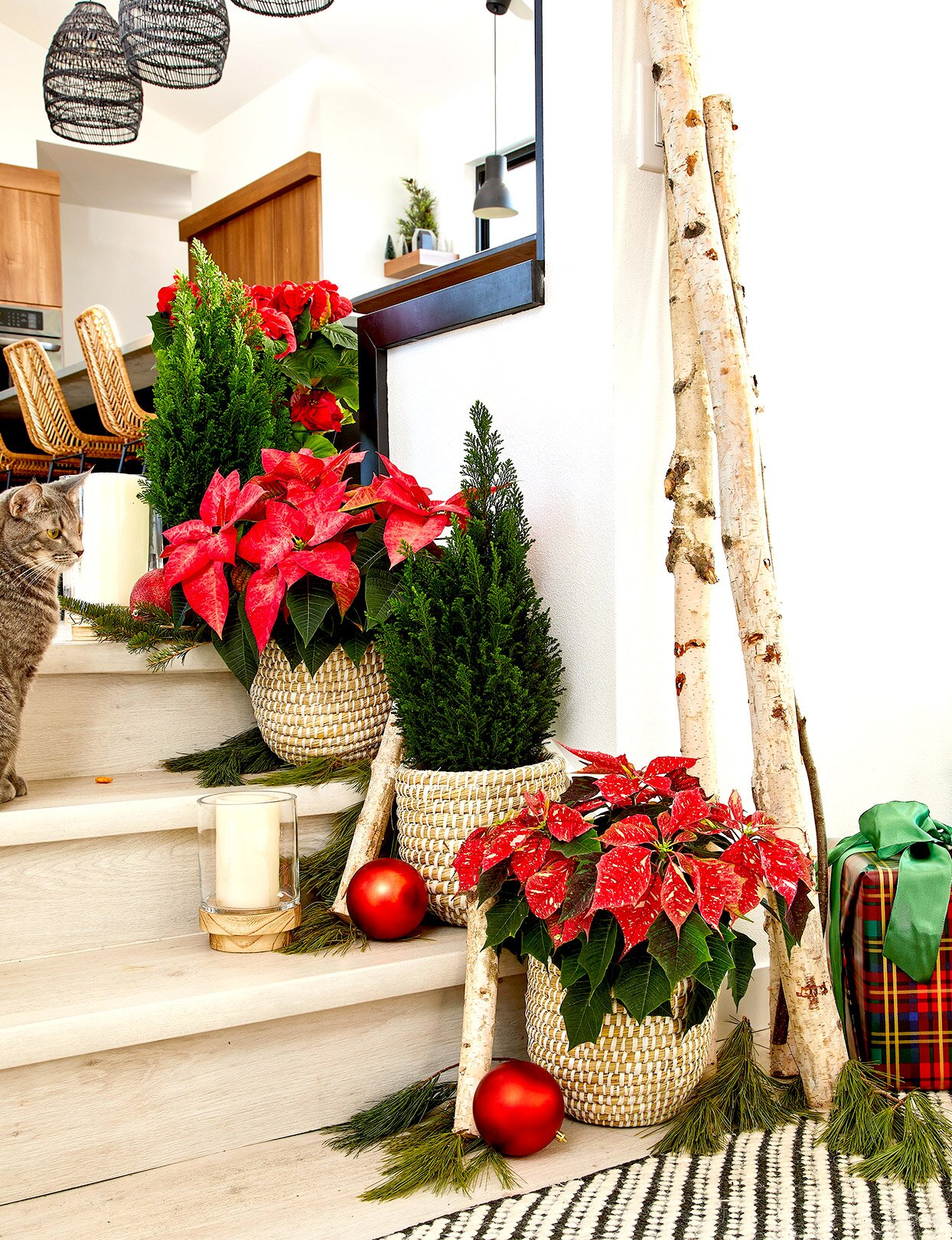 Christmas Decorations For Every Room Better Homes Gardens