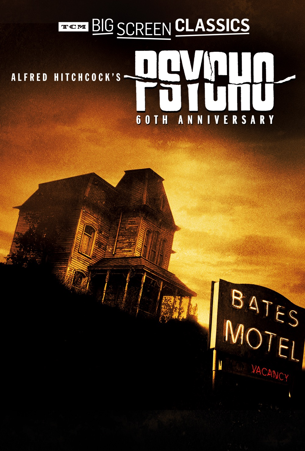 movie cover of the psycho movie dvd