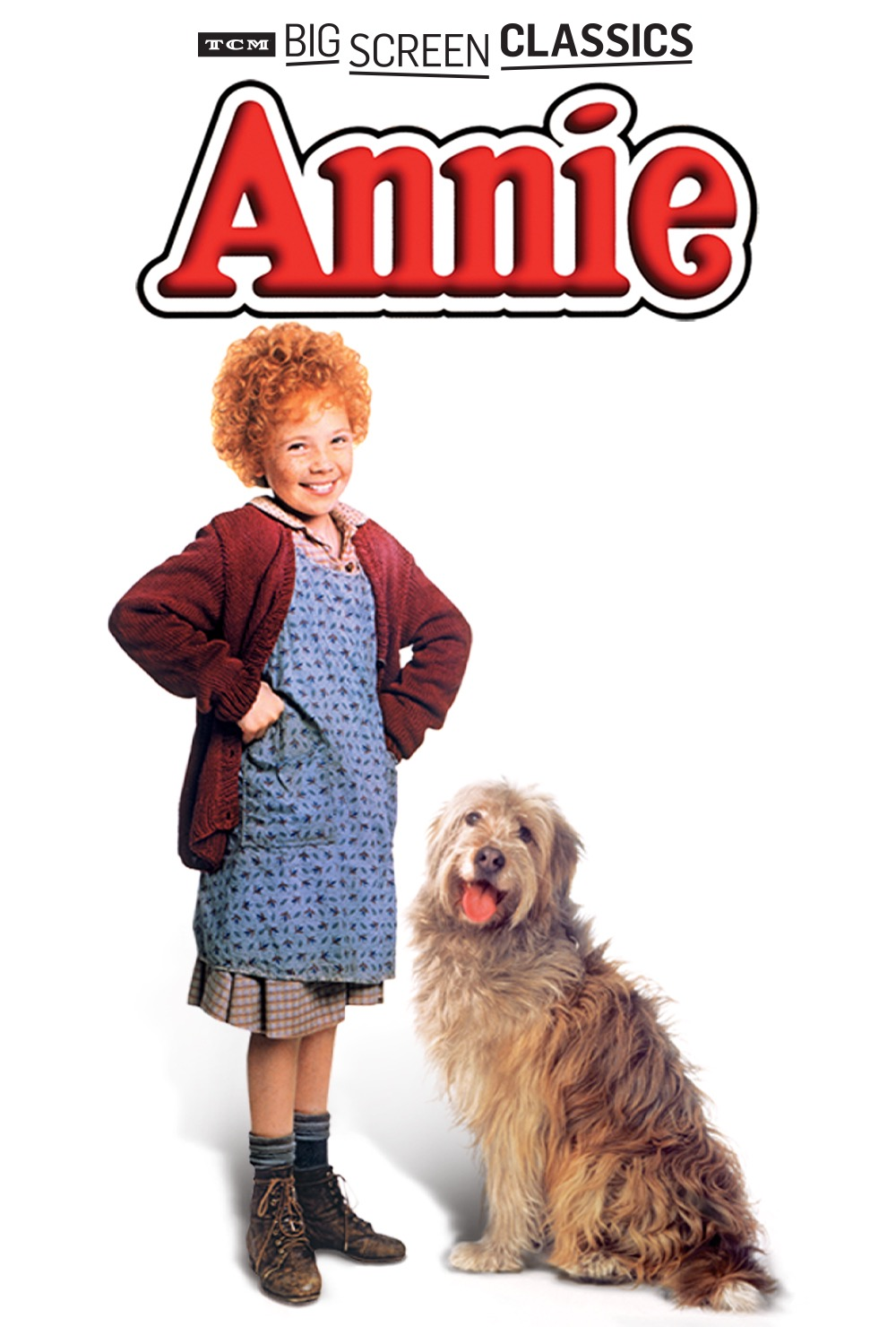 movie cover of Annie