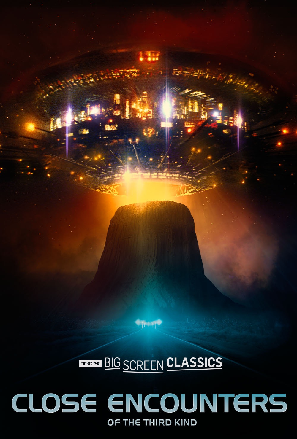 movie cover of close encounters of the third kind