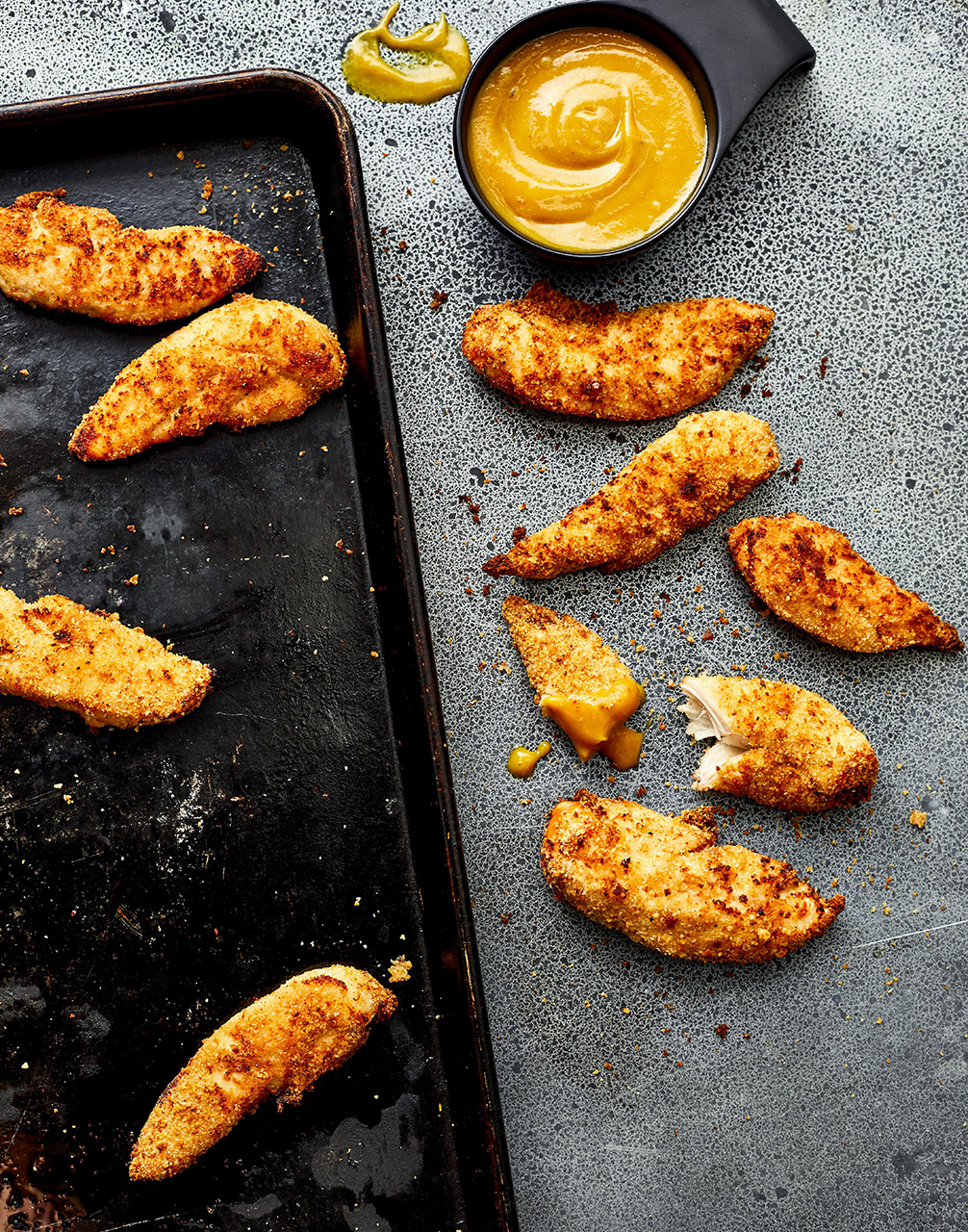 Air-Fried Chicken Tenders
